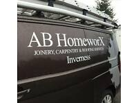 AB HomeworX - Joinery, Carpentry, Roofing and Building Contractors