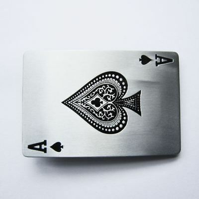 Ace of Spades Card Poker Hold