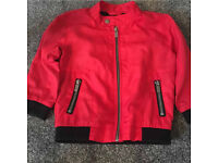 Baby boys river island bomber jackets £8 each