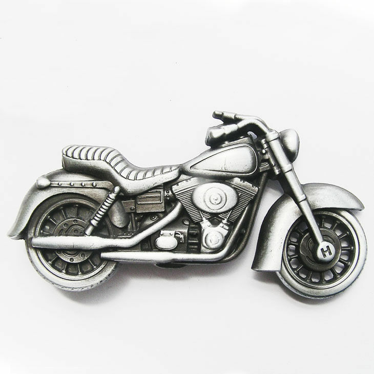Motorcycle Biker Metal Belt Buckle