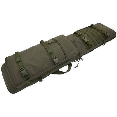 Wisport 100Cm Fucile Militare Copertura Caso Di Pistola Tiro Caccia Zaino Grigio