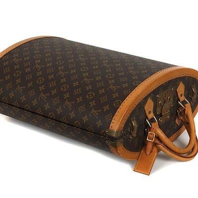 Manolo Blahnik Monogram Shoe Case by Louis Vuitton 100th Anniversary Limited Edi