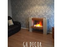 GH Decor - Professional & Affordable Painter/Decorator