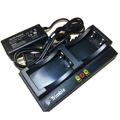 Trimble Dual Charger For Trimble 57005800r8r7r6 Gnss Gps Battery