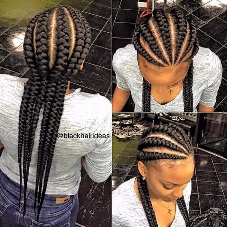 Crochet Braids East London : Twist/single plait,faux locs, crochet braid,Ghana weave, closure ...