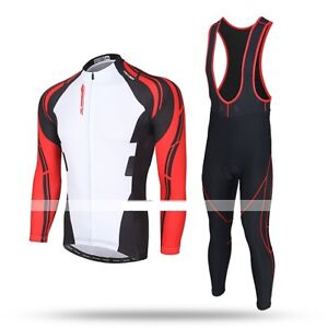 Cycling Jersey with Bib Tights