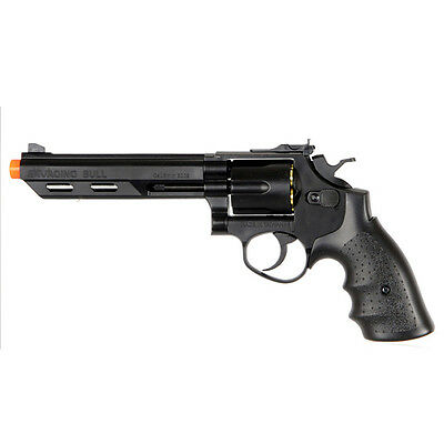 - Airsoft Revolver Magnum .44 Dirty Harry 357 Gun METAL Gas Pistol HFC HG-133B NEW