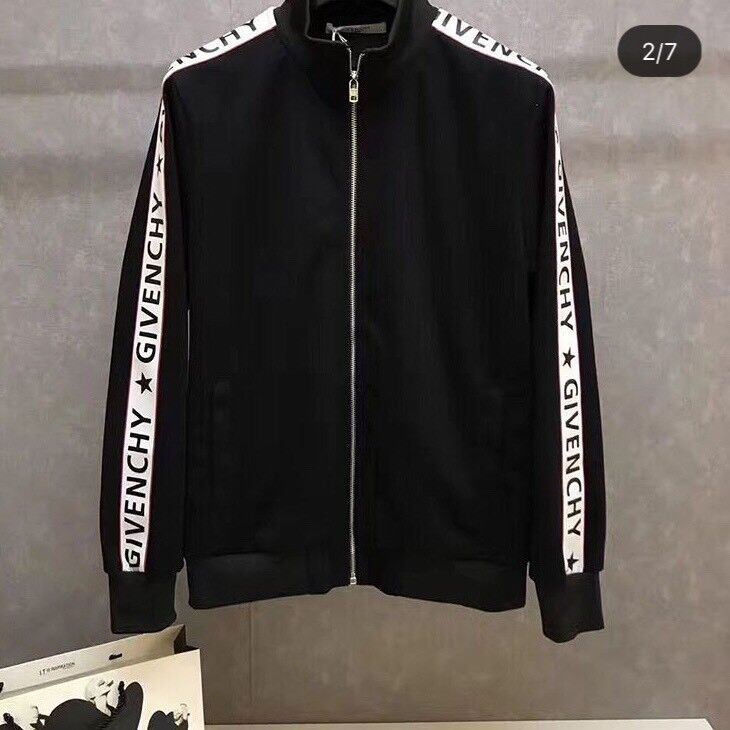 Men S Givenchy Tracksuit Black Fitted In Wembley London