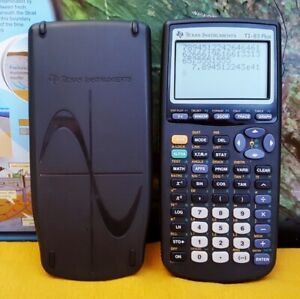 MINT CONDITION~Texas Instruments TI-83 Plus Graphing Calculator
