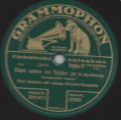 Paul Godwin Künstler Ensemble 1928 : Des Negers Traum - Amerikanische