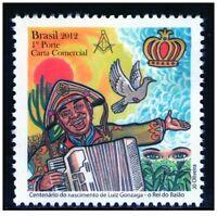 Brasil 100° Do Nascimento De Luiz Gonzaga Mnh Massoneria Masonic Freemasonry -  - ebay.it