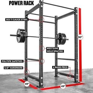 Wanted:  Looking for a squat rack and universal gym