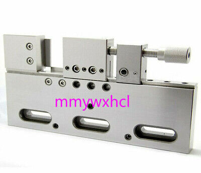 High Quality Wire Edm High Precision Vise Stainless Steel 150mm Jaw Opening 1pcs
