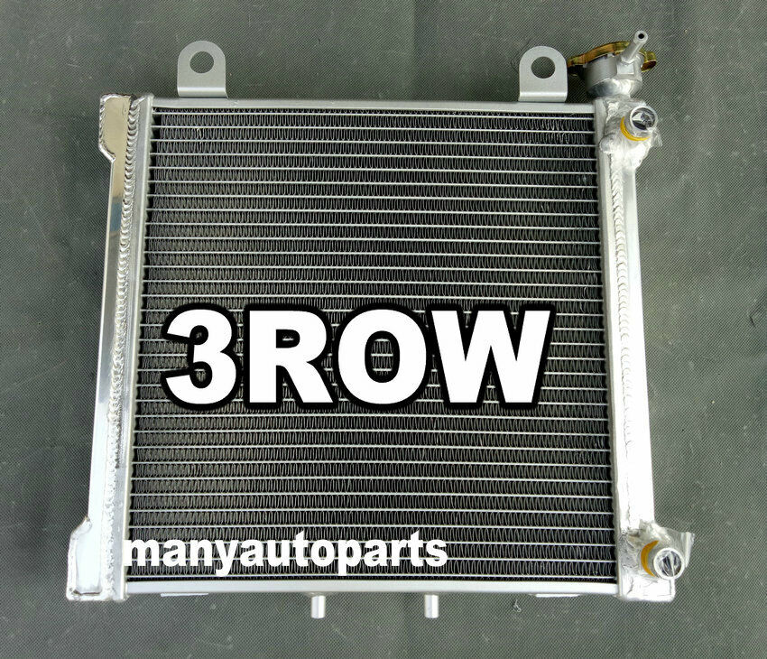 Aluminum Radiator for Can Am Bombardier DS650 DS 650 DS650X Baja 2000-2007 01 02