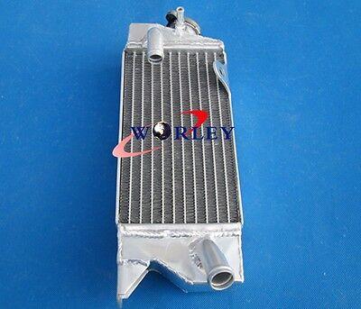Aluminum Radiator For Kawasaki KX80 KX85 KX100 1998-2009 00 01 02 03 04 05 06 07