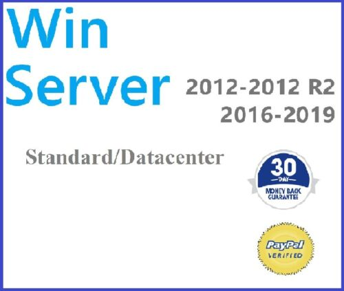 HOW TO ACTIVE WIN SERVER 2019 2016 2012 R2 STANDARD/DATACENTER; INSTALL/USB