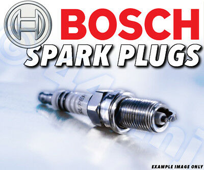 4x NEW BOSCH SPARK PLUGS for FORD C MAX  16 All Models 07   Part No39