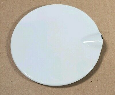 2004-2008 Chrysler Pacifica Gas Fuel Filler Door Cover PW1 Stone White paint OEM