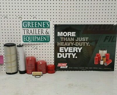 John Deere Tractor 4400 Filter Kit