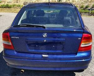 Holden Astra City 2004 Rear Hatchback Pakenham Upper Cardinia Area Preview