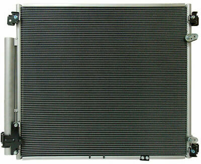 NEW AC Condenser For 2005-2011 Cadillac STS 2004-2009 SRX 3349 3350 SHIPS TODAY