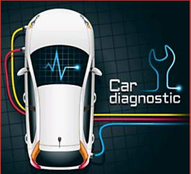 Car diagnostic and repair mechanic