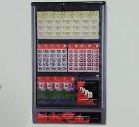 Brand new counter top stamp/card/ticket display