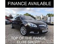 2015 Vauxhall Insignia 2.0 CDTi BiTurbo Elite Nav Sport Tourer 5dr Diesel