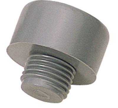 DRAPER 38mm Diameter Plastic Hammer Face for 07820 Soft Face Hammer | 07846