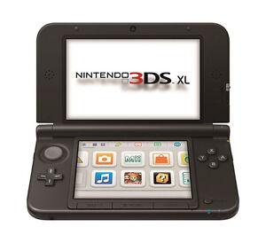 Nintendo 3DS XL- Black
