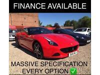 2015 Ferrari California 3.9 T T Convertible 2dr Petrol Automatic (273 g/km,