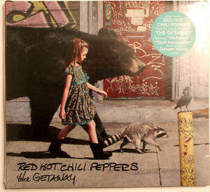 Red Hot Chili Peppers The Getaway CD  New Unopened London Ontario image 1