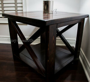 RECLAIMED WOOD COFFEE/ENTRY/SOFA/CONSOLE/KITCHEN ISLAND TABLE