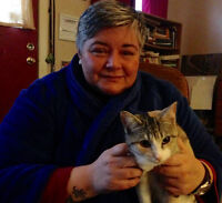 Mature female looking for part time respite or child care job.