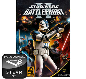 STAR WARS BATTLEFRONT II 2 PC STEAM KEY