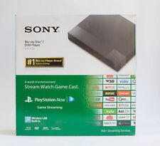 Sony Streaming Blu-Ray Disc Player with Wi-Fi (2016 Model) BDPS3700