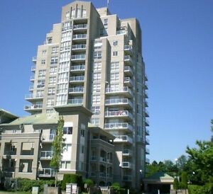 Walk to skytrain from this 1 bedroom and big den