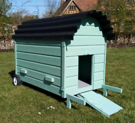 Gypsy Caravan Style Chicken / Duck Coop