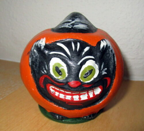 Vintage Candy container -Halloween-Germany