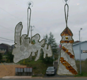 Sea Glass Sun Catchers