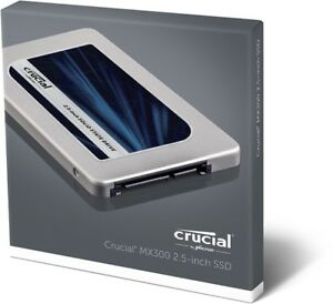 Brand new sealed Crucial 1TB SSD Solid State Drive hard drive