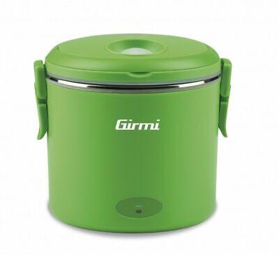 Scaldavivande elettrico Girmi SC01 scalda vivande verde mshop