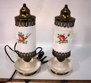 Pair of antique table lamps Gatineau Ottawa / Gatineau Area image 1