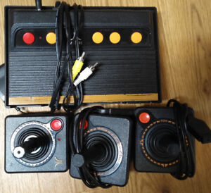atari flashback 4 with 3 joystick