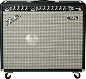 AS NEW FENDER 65 TWIN CUSTOM 15 GTR. AMP. LIKE NEW COND. IN BOX