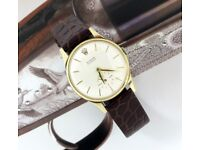 Wanted men's traditional watch