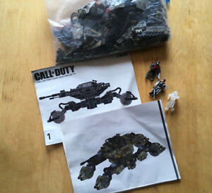 Mega Bloks Call of Duty CNG85 set