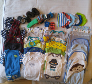 NEW-NEWBORN CLOTHING UP TO 3 MTHS