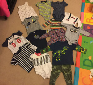 Great deal baby cloth very clean