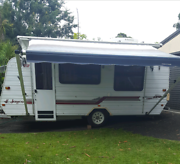 Jayco Discovery Poptop 17 foot $13 500 Sanctuary Point Shoalhaven Area Preview